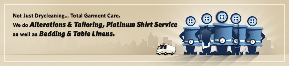Shirtland Drycleaning Services