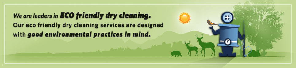 Shirtland Drycleaning Eco friendly dry cleaning services